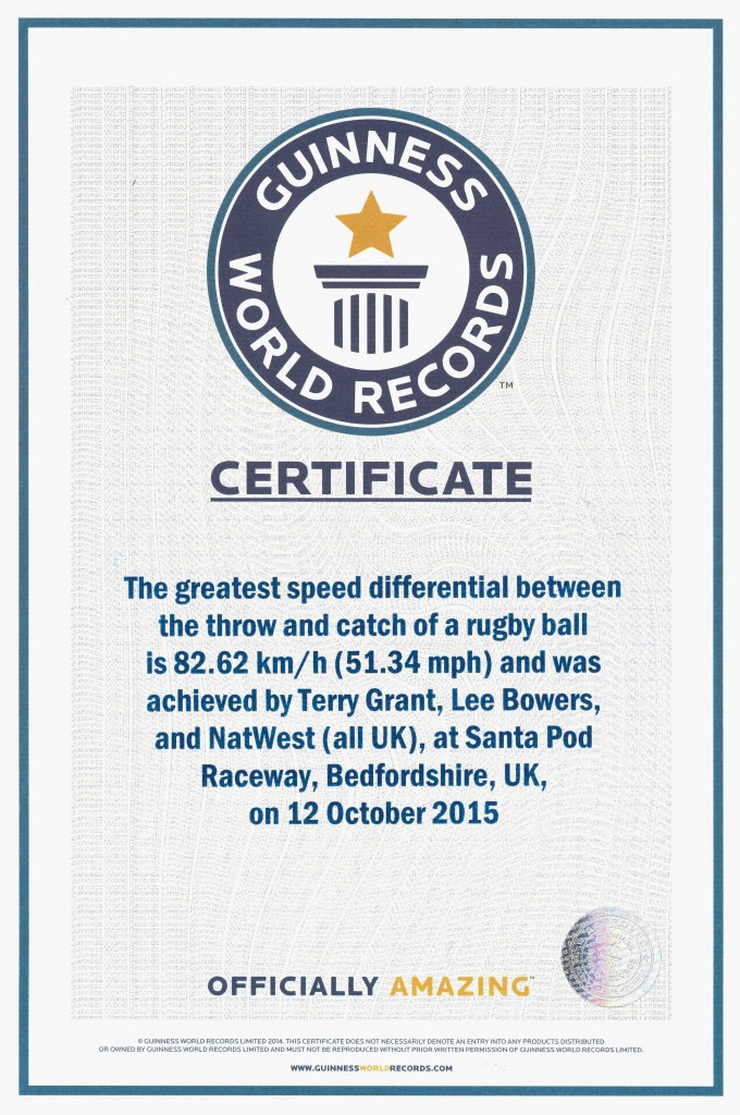 Guinness World Record Certificate Cropped